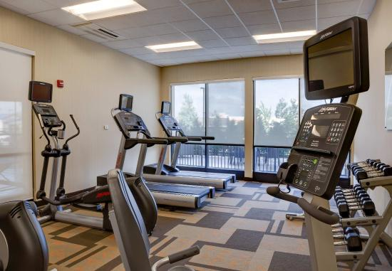 Noblesville, Ιντιάνα: Fitness Center