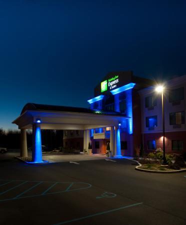 Selinsgrove, Pensylwania: Hotel Exterior