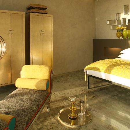 Areias do Seixo: Gold Room