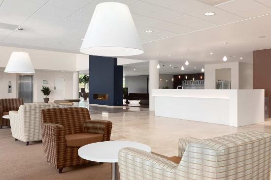Hilton Garden Inn Leiden : Lobby