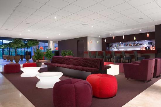 Hilton Garden Inn Leiden : The Bar