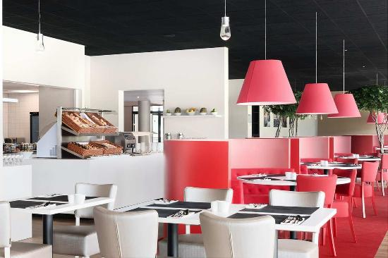 Hilton Garden Inn Leiden : The Restaurant