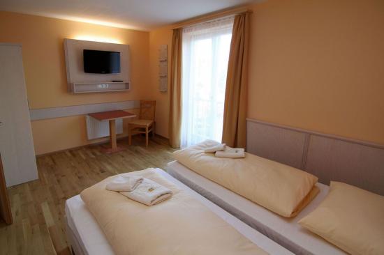 Kempten, Tyskland: double room