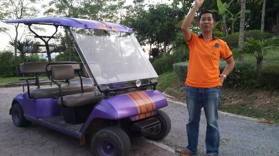 Tiew Maprao Ao Pran Resort