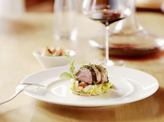 Boutique Hotel Schluessel: Enjoy finest food