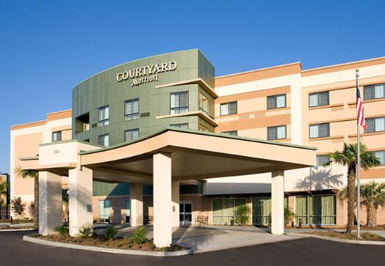 Courtyard San Diego Oceanside: Entrance