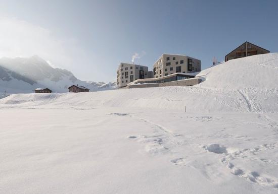 Melchsee-Frutt, Suiza: Exterior