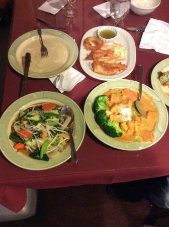 Orchids Authentic Thai Food: Nas stol