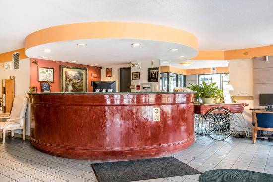 Plymouth, Nueva Hampshire: Front Desk