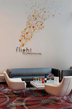 Plainsboro, نيو جيرسي: Flight Martini & Wine Lounge