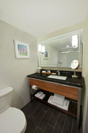Plainsboro, نيو جيرسي: Guest Bathroom