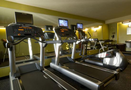 Irving, TX: Fitness Center