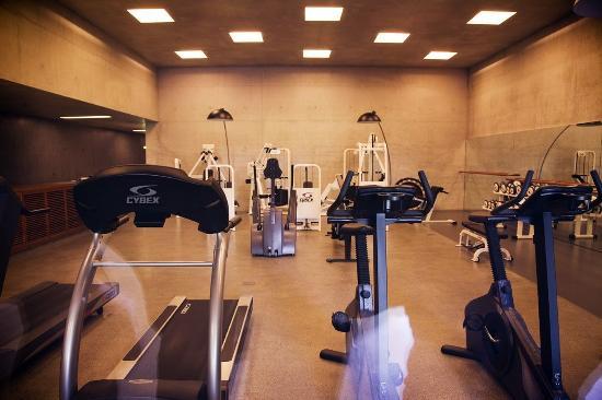 Ruschlikon, Schweiz: Fitness room