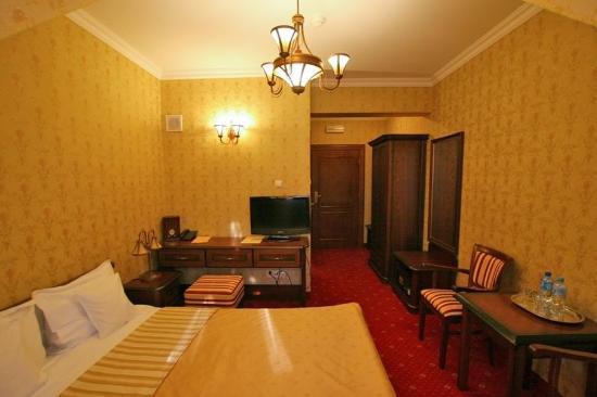 Hotel Sarmata: Double room standard