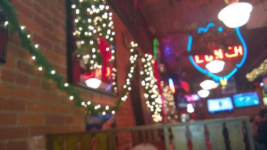 Anoka, Μινεσότα: Holiday Decorations - Main Floor