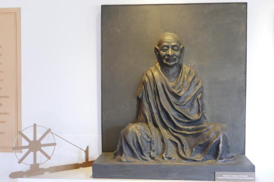 Gandhi Smriti: Gandhi