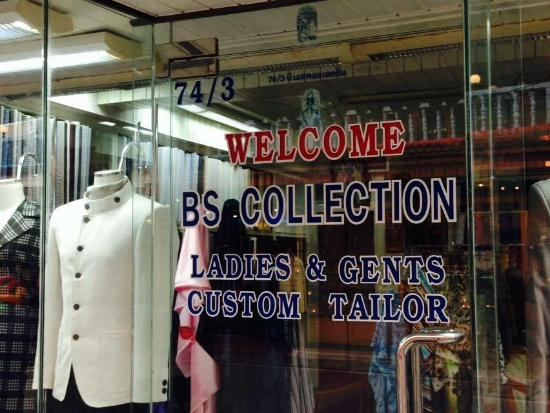 Kamala, Thailand: BS Collection Tailor