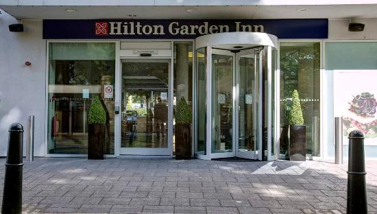 Hilton Garden Inn Bristol City Centre: Hotel Exterior