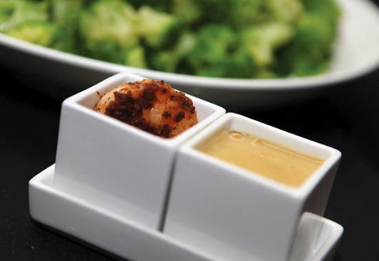 Brooklyn Park, MN: Cajun Grilled Shrimp with Dipping Sauce