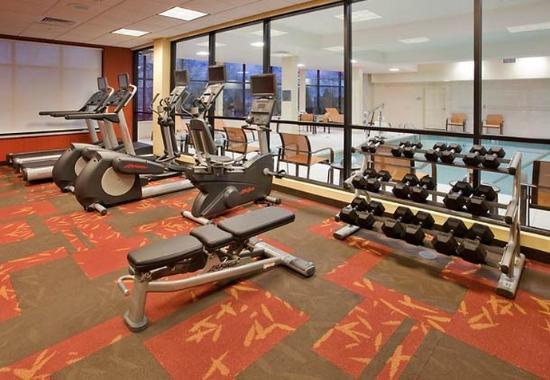 แครนเบอร์รีทาวน์ชิป, เพนซิลเวเนีย: Fitness Center