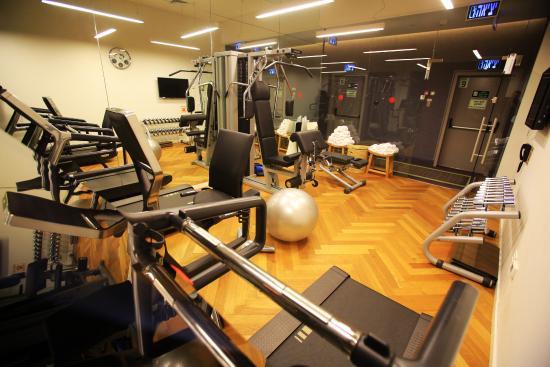 Ramat Gan, Israel: Gym