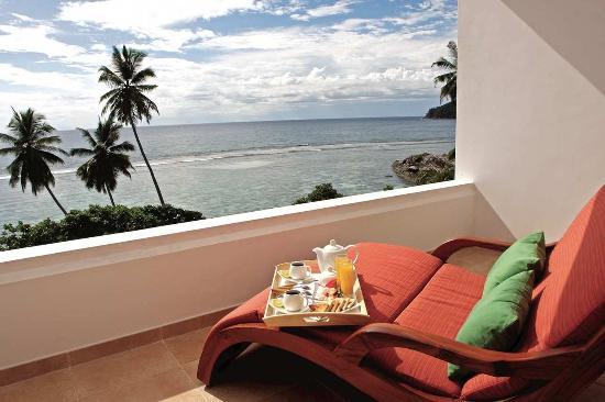 Anse Royale, Seychellerne: Balcony