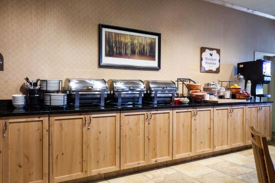 Williston, ND: Breakfast