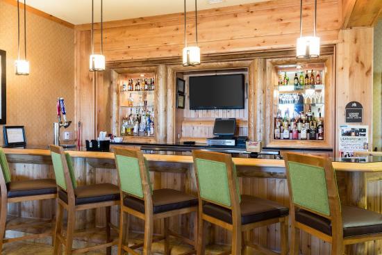 Williston, ND: Hotel bar