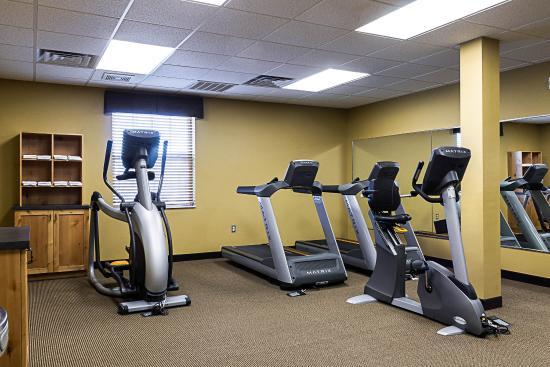 Williston, ND: Fitness Room