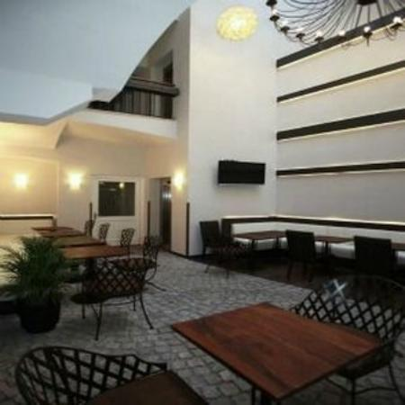 Hotel Residence Agnes: Dining Area