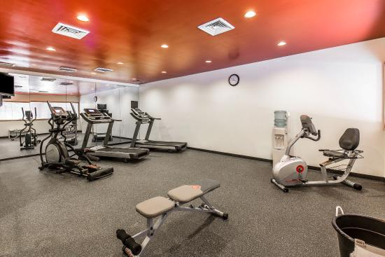 Quality Suites: Fitness