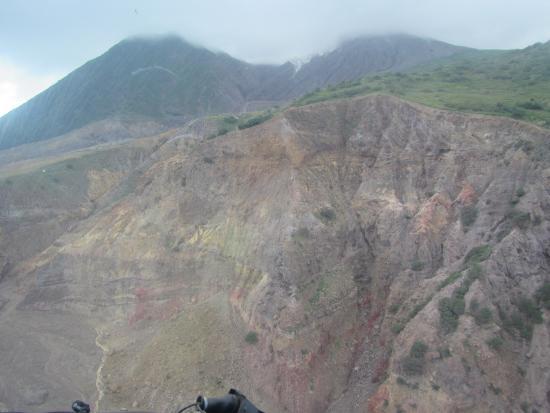 Soufriere Hills Volcano : Vulkan