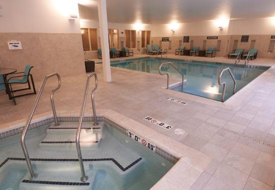 Уильямспорт, Пенсильвания: Indoor Pool & Whirlpool