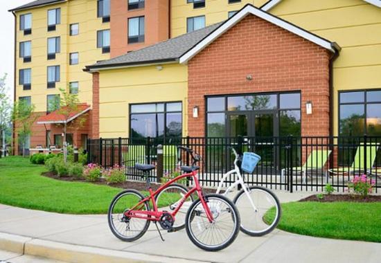 Frederick, Maryland: Guest Bike Program