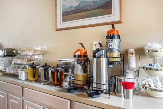 Minden, Νεβάδα: Breakfast