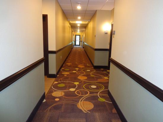 Longview, تكساس: Hallway