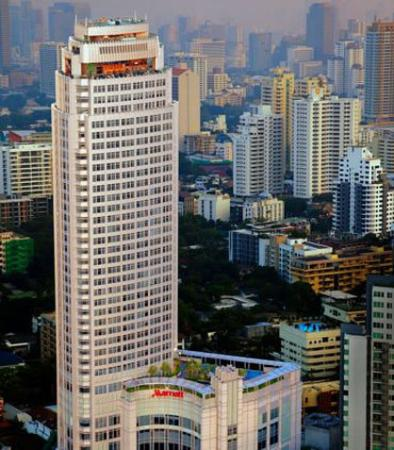 Bangkok Marriott Hotel Sukhumvit: Exterior