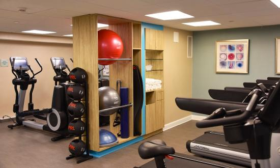 Woburn, MA: New Fitness Center