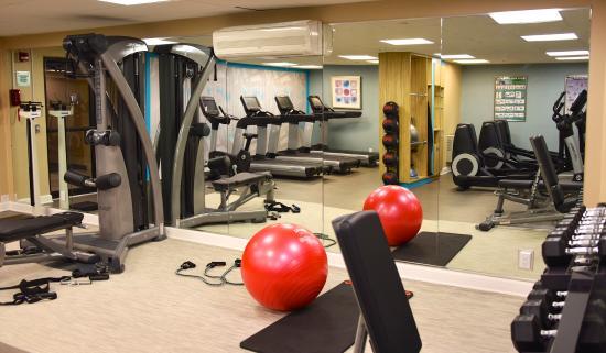 Woburn, ماساتشوستس: Fitness Center