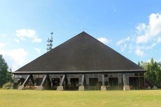 Malaybalay City, Filippinerna: Monastery of Transfiguration,Malaybalay, Bukidnon