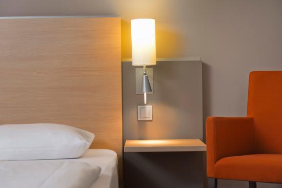 Neuss, Niemcy: Twin bed