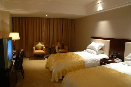 Jingzhou, Chine : Business Twin Room
