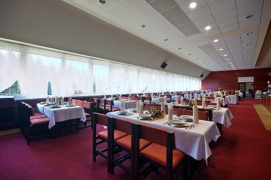 Hotel Junior Jasna: Restaurant