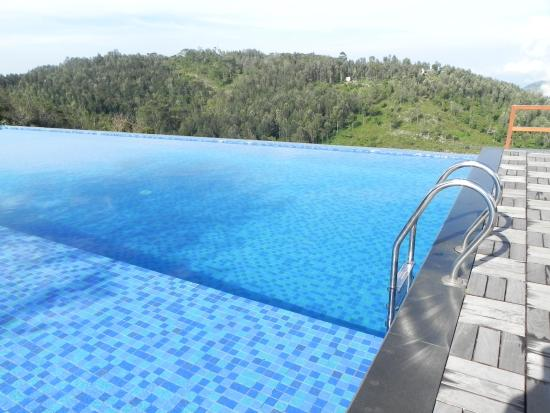 Grand Palace Hotel & Spa Yercaud: Infinity Pool