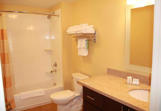 Richland, Waszyngton: Suite Bathroom