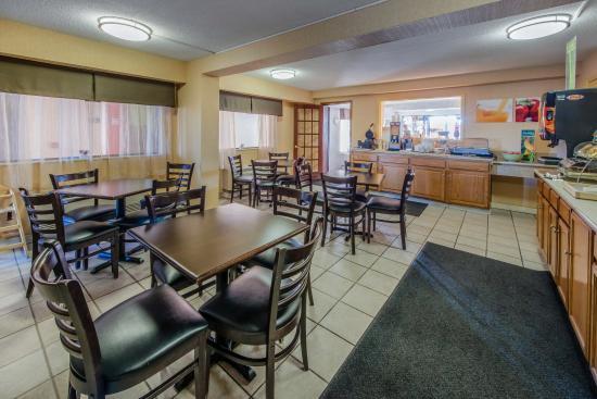Barkeyville, Πενσυλβάνια: Breakfast Area
