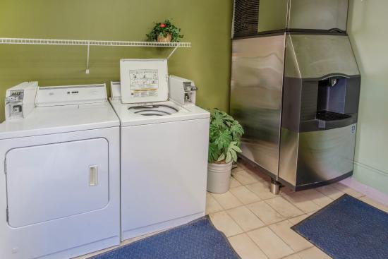 Barkeyville, Πενσυλβάνια: Laundry