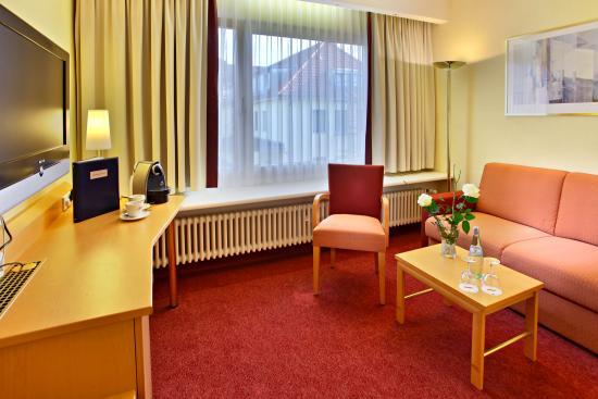 Offenburg, Tyskland: Suite