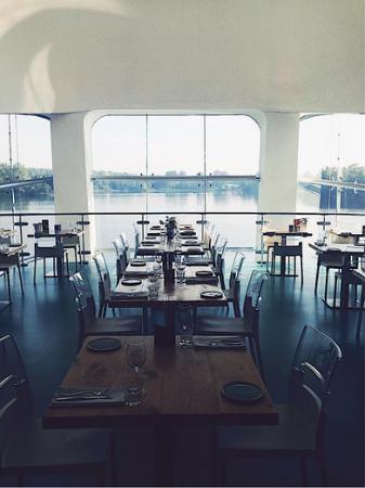 Hoofddorp, هولندا: Restaurant Vork & Mes