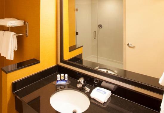 Duluth, Gürcistan: Guest Bathroom